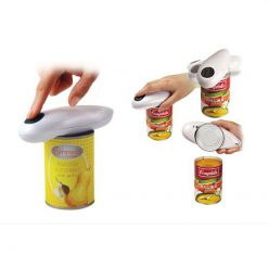 Automatic Jar Opener - Mini One Touch Automatic Electric Can Tin Jar Opener -  - gadget
