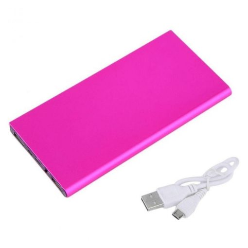 Ultra Thin 20000mAh Portable External Battery Charger Power Bank for Cell Phone -  - phone-accessories
