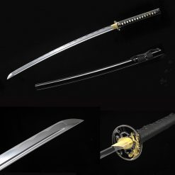 Japanese Samurai Sword - Bushido handmade katana Metal crafts -  - others