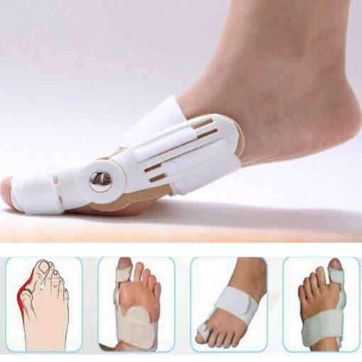 1pcs Bunion Splint Big Toe Corrector Hallux Valgus Straightener -  - health-care