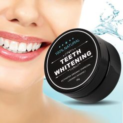 Daily Use Teeth Whitening Powder -  - beauty