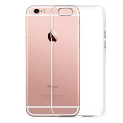 Classic Protective Transparent Soft Silicone Case for iPhone -  - iphone-case