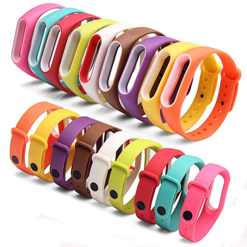 Double Color Smart Band Strap -  - jewelry-accessories