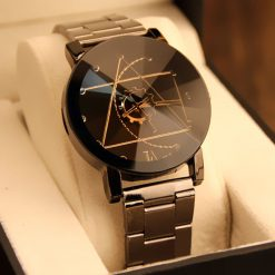 Luxury Men's and Woman's Stainless Steel Watch -  - jewelry-accessories