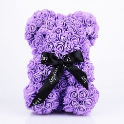 Everlasting Love Rose Bear - Mothers Day, Birthday, Valentines Day Gift -  - home-garden
