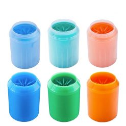 Portable Easy Pet Paw Cleaner -  - pet