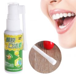 30ml Freshener Oral Spray for Halitosis/Bad Breath Cue -  - health-care