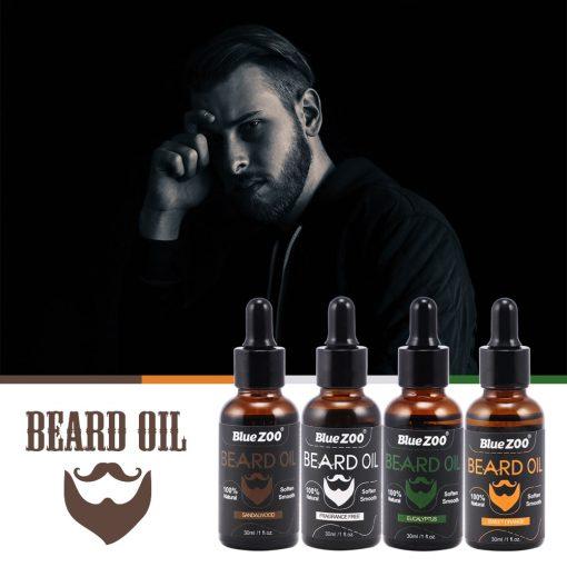 Moustache Cream Beard Oil Kit for Beard Growth -  - beauty