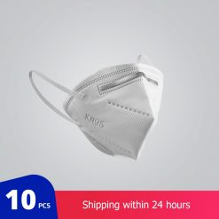 10 Pcs KN95 Face Masks Dust Respirator KN95 Masks Adaptable Against Pollution Breathable Mask -  - health-care