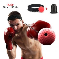 Kick Boxing Reflex Ball Head Band -  - toy, fitness