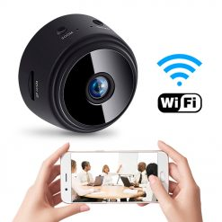 1080P HD Mini WIFI Camera Wireless for Home Security With Motion Detection -  - home-garden